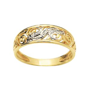 Image of Diamond Gold Ring - Fancy (23233)