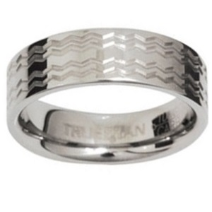 Image of Tungsten Ring - 81139Q (81139Q)