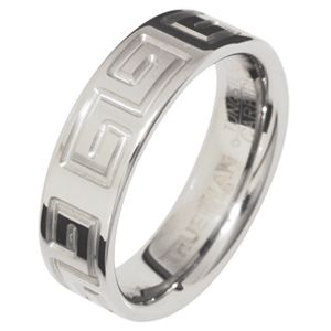 Tungsten Mens Ring - 81140ST