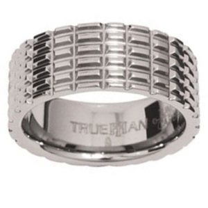 Image of Tungsten Ring - 81142ST (81142ST)