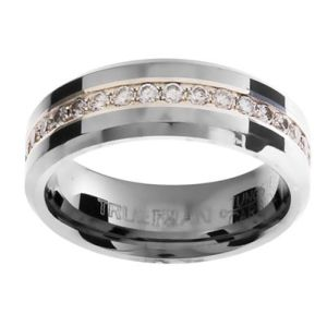Image of Tungsten Ring - 81154S (81154S)