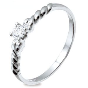 Image of Diamond Platinum Ring - Fancy (PT25232A15)