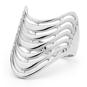 Image of Silver Ring - 7 Wishes (31927)