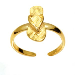 Image of Gold Toe Ring - Thong Right (44902R)