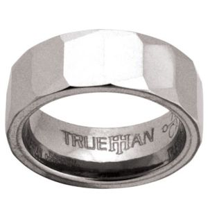 Image of Tungsten Ring - 81094R (81094R)