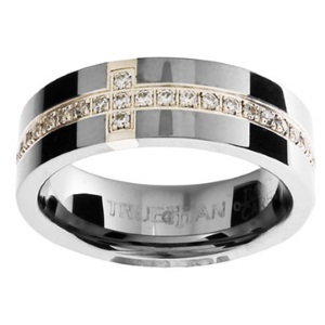Image of Tungsten Ring - 81153S (81153S)